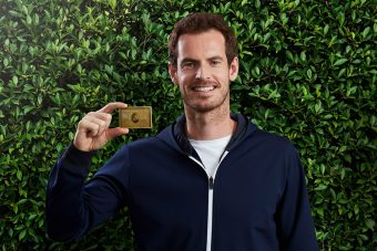 Sir Andy Murray for American Express