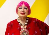Zandra Rhodes for IKEA feature at Celebrity Group