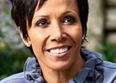 Kelly Holmes for Burrells feature at Celebrity Group
