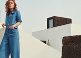 Angela Scanlon for Warehouse feature at Celebrity Group