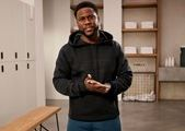 Kevin Hart for Fabletics feature at Celebrity Group