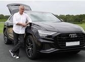 Jose Mourinho for Audi UK feature at Celebrity Group